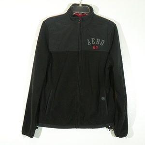 Aeropostale Fleece Zip up Sweater Jacket - S